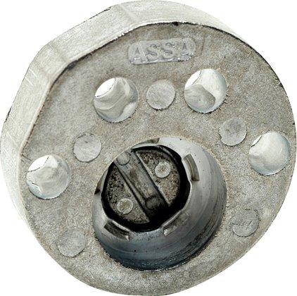 10 mm rund cylinderförlängare