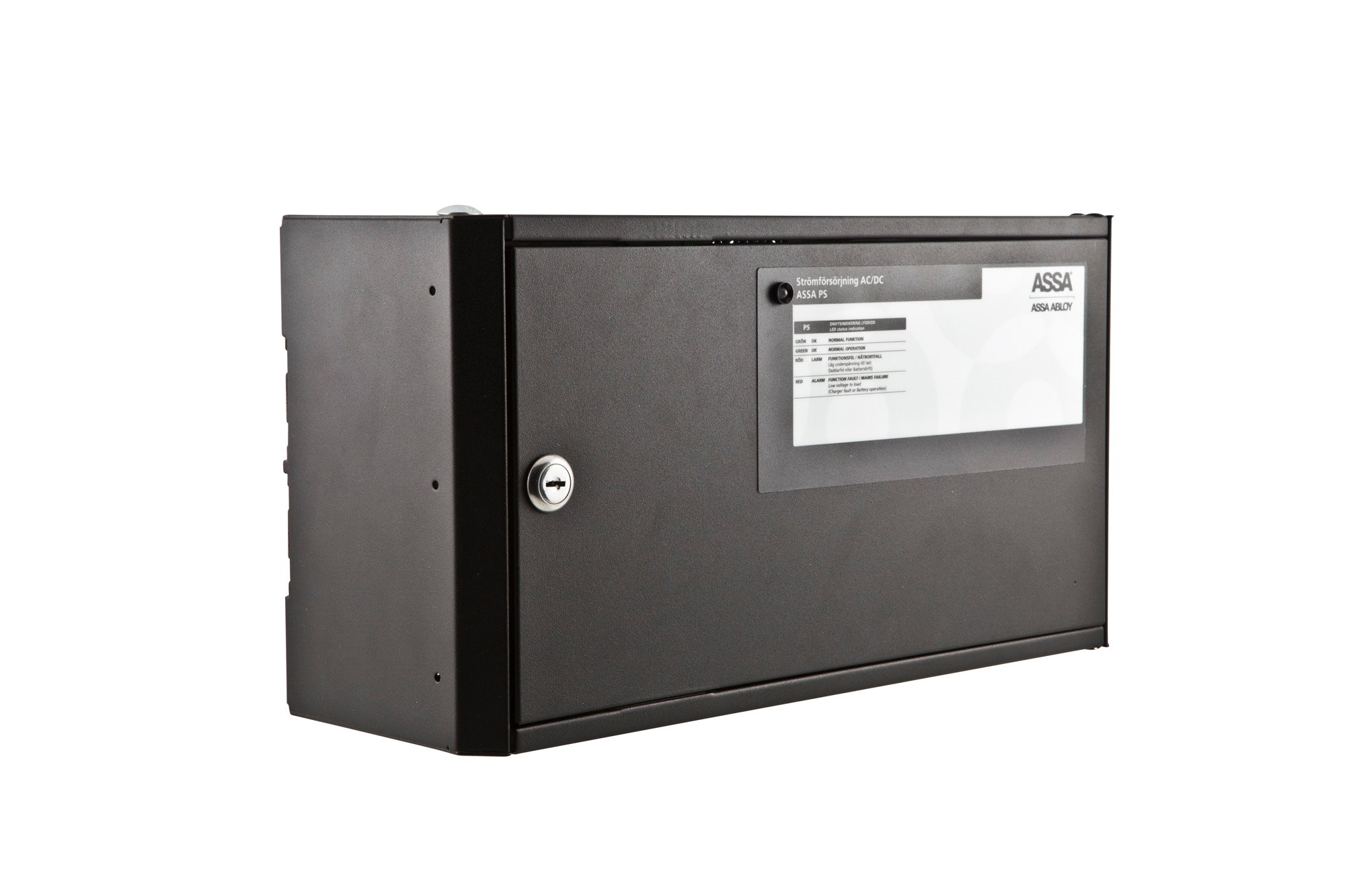 Batteribackup standard