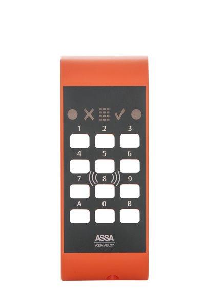 Pando Secure skal, orange