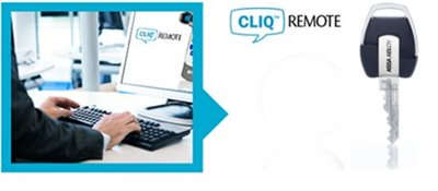 CLIQ® Remote Teknologin