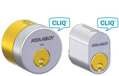 CLIQ® Remote Cylinders