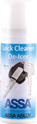 ASSA lock cleaner/DE-ICER