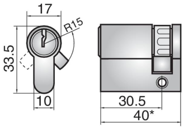 24M23 - Single cylinder