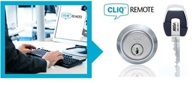 CLIQ® Remote Technology