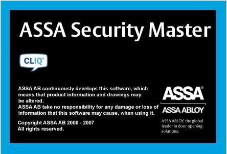 Security Master - ASSA Security Master - security,locks,safety
