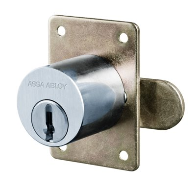 P672 - Furniture lock (1608)