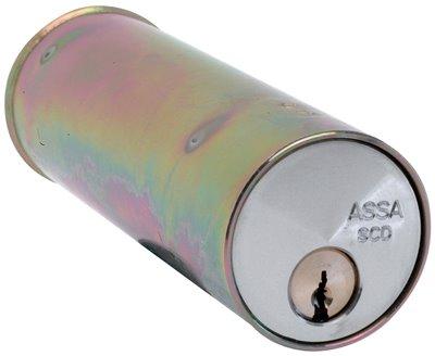 Nyckelfackrör, cylinder köpes separat